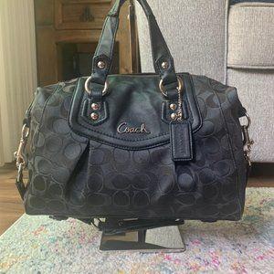 Coach Ashley satchel shoulder purse F19242